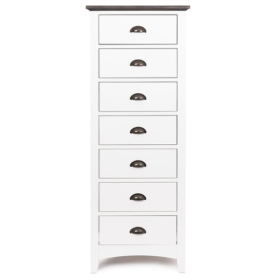 Provence 7 Drawer Tallboy
