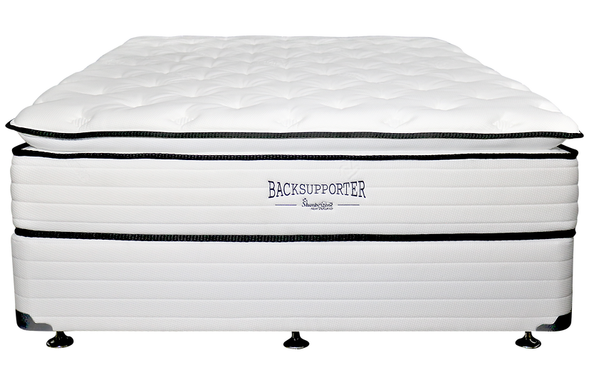 Slumberzone Backsupporter Mattress + Base