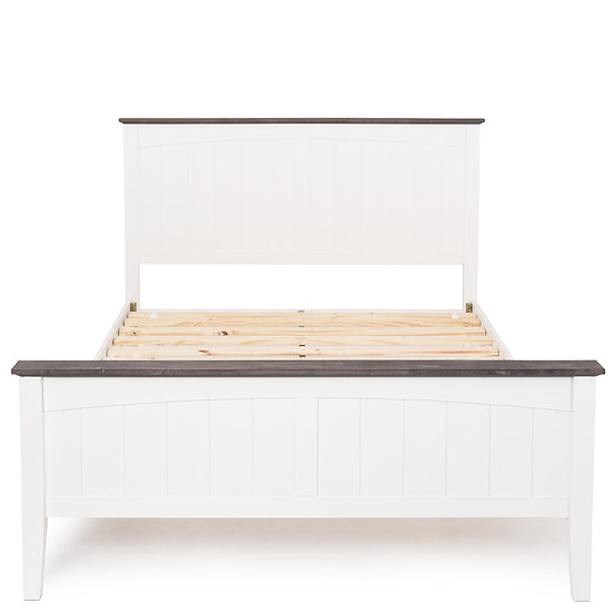 Provence Queen Slat Bed