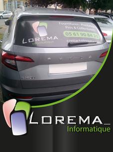 Microperforé Lorema