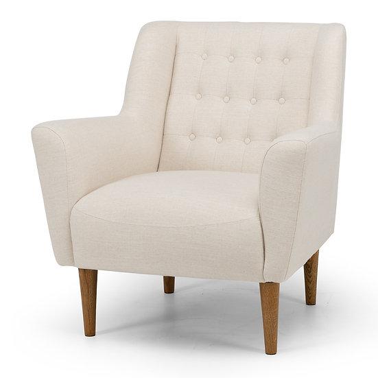 Kubrick Cream Armchair