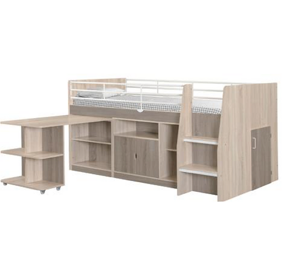 Milano Single Loft Bed