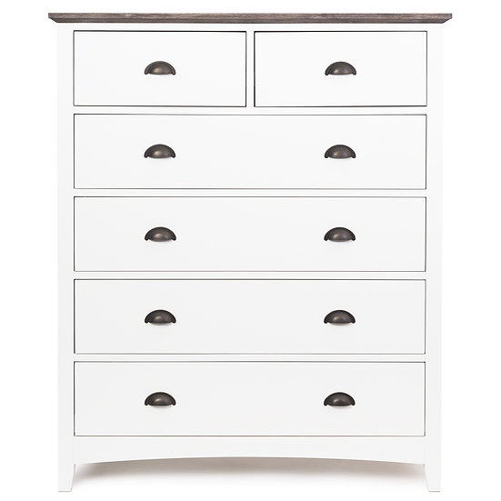 Provence 6 Drawer Chest