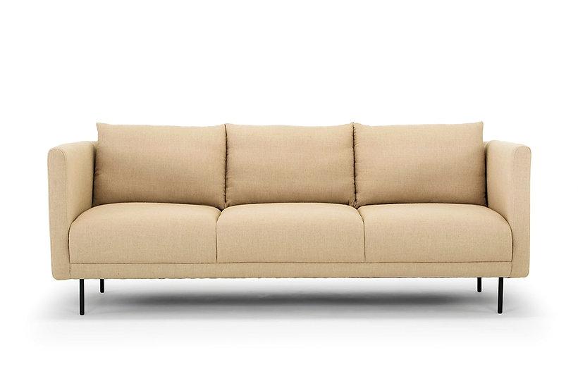 Kano 3 Seater Sofa Beige