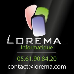 Enseigne Lorema
