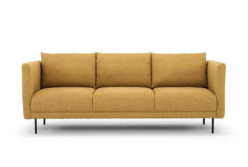 Kano 3 Seater Sofa Curry