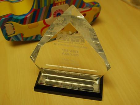Charlotte HBA Remodeling Award