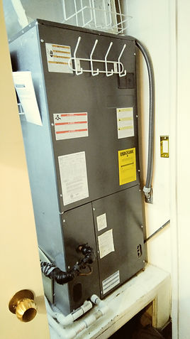 furnace for large building