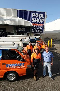 Pool Shop Software