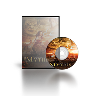 Mythica: A Quest for Heroes (Bluray)