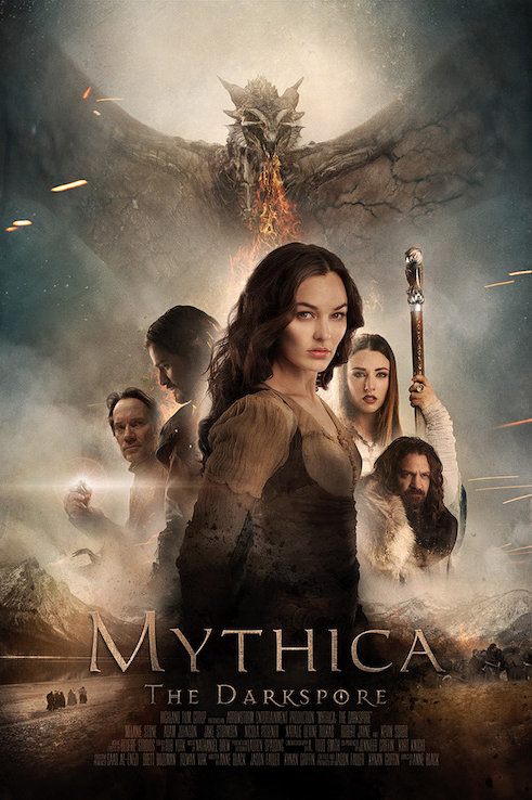 Mythica 2: The Darkspore (Bluray)