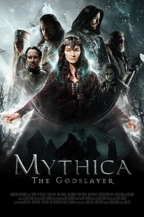 Mythica 5: The Godslayer (Bluray)