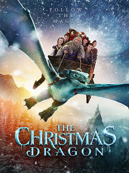 The Christmas Dragon (DVD)
