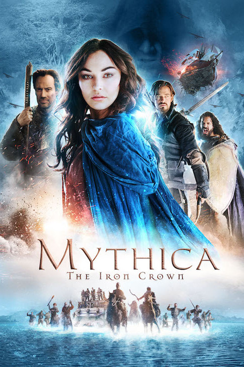 Mythica 4: The Iron Crown (Bluray)