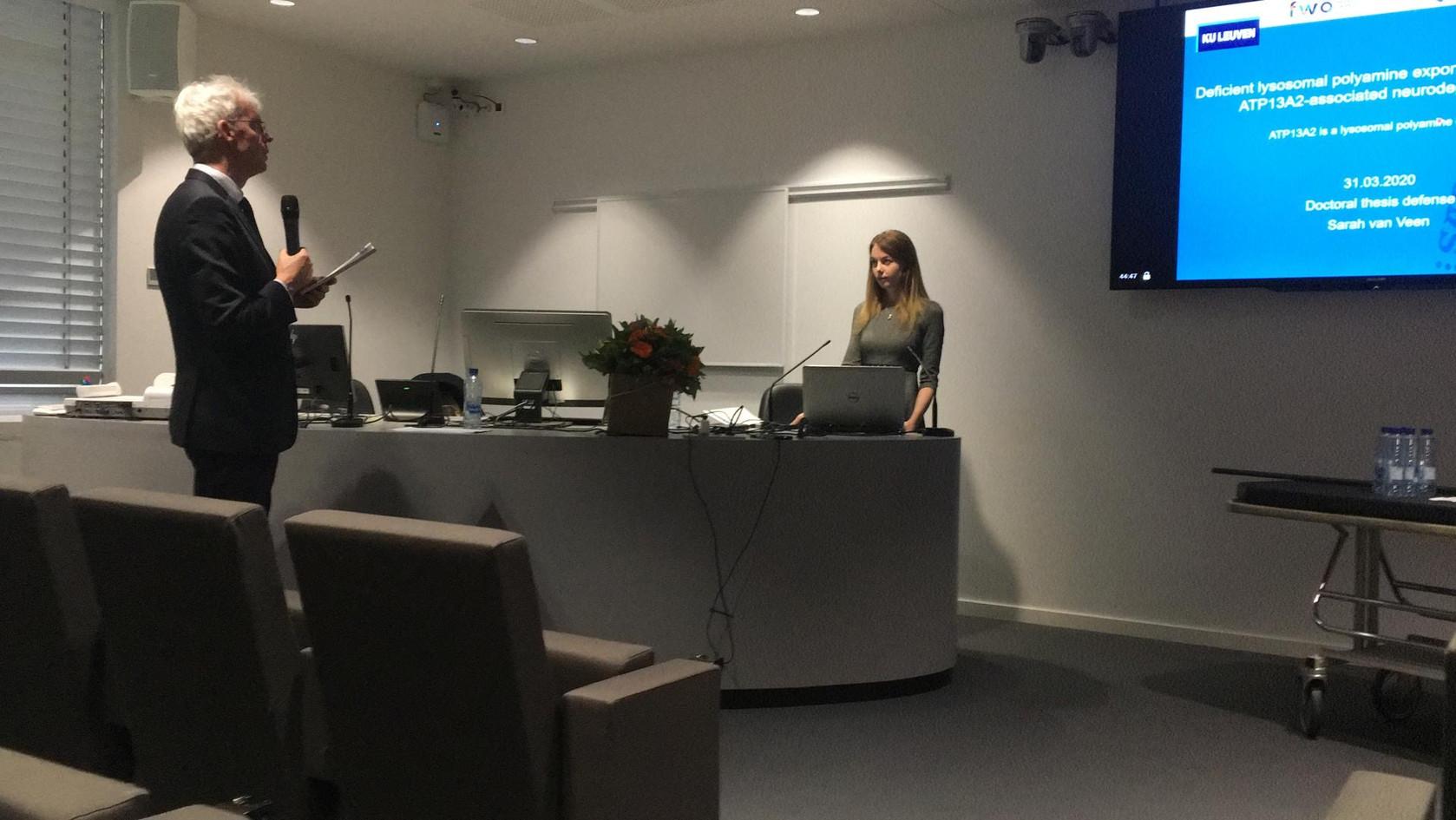 Dr. Sarah Van Veen