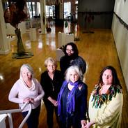 Nadine Charity, Julie Glass, James Marks, Sherry Tamburo, Kathryn Usher