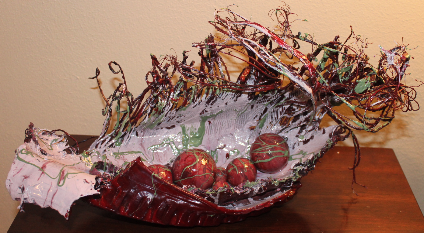Red Basket (sold)