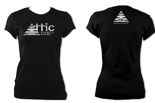 Attic Forty Nine T-Shirts - Female