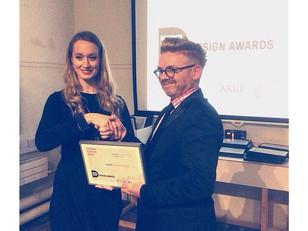 IDI Graduate Design Award Winner