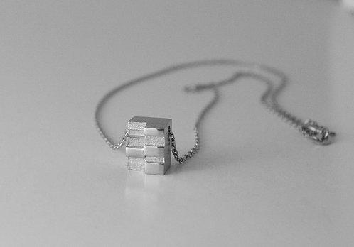 Sterling Silver Symphonic Pendant