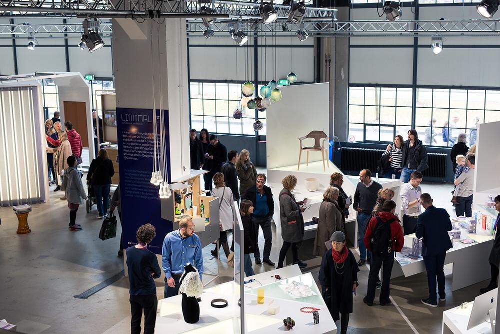 Liminal- Irish design at the threshold at Dutch Design Week.