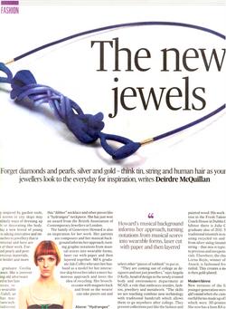 The Irish Times Magazine, July 2015