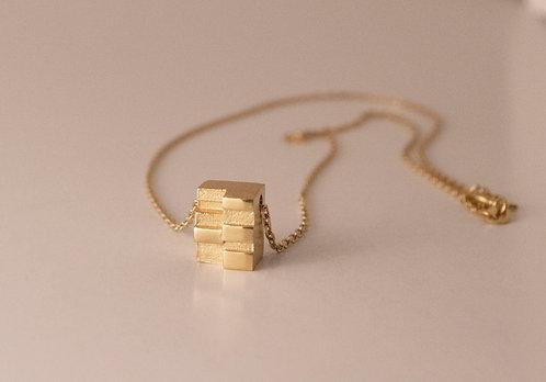 Gold Vermeil Symphonic Pendant