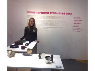 Great Northern Contemporary Craft Fair, Manchester.