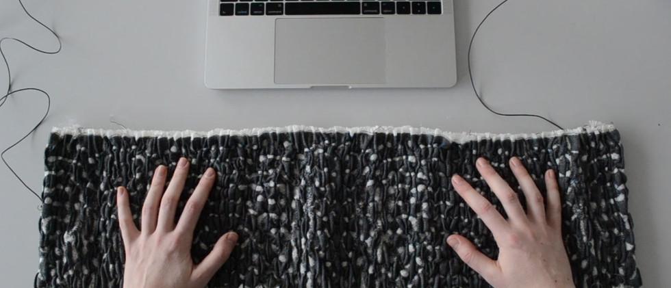 Jacquard Fabric as Instrument.mov