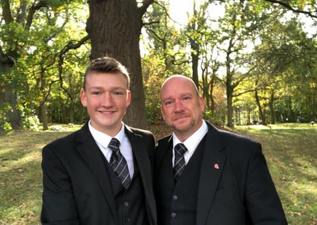 Rob Heath and Daniel Heath