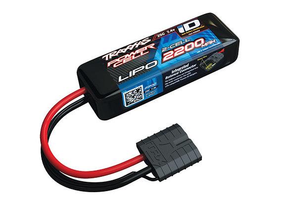2820X - 2200mAh 7.4v 2-Cell 25C LiPo Battery
