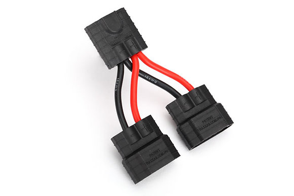 3064X - Wire harness, parallel battery connection