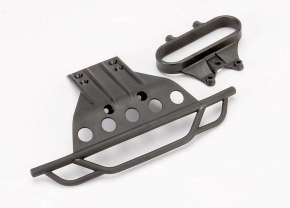 5835 - Bumper, front/ bumper mount, front (black)