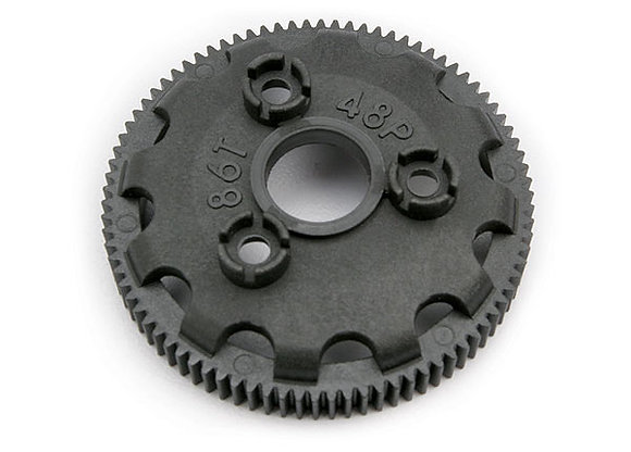 4686 - Spur gear, 86-tooth (48-pitch)