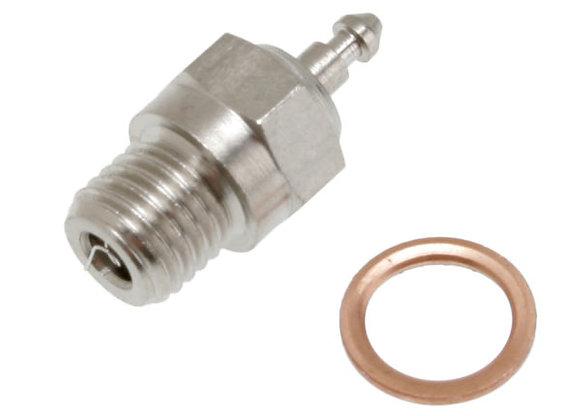 3232X - Glow plug, super-duty (long-medium)/gasket