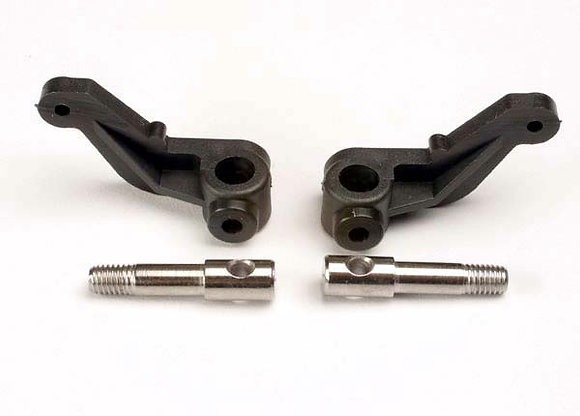 2536 - Steering blocks & wheel spindles (L&R)
