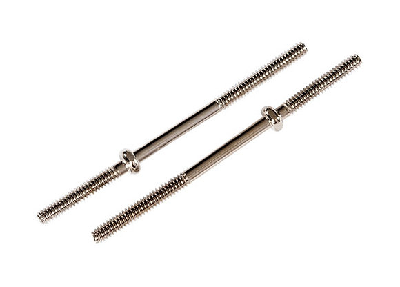 3139 - Turnbuckles (62mm) (front tie rods) (2)