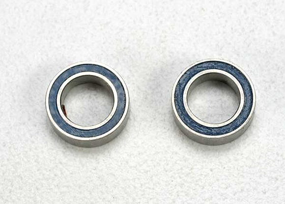 5114 - Ball bearings, blue rubber sealed (5x8x2.5mm) (2)