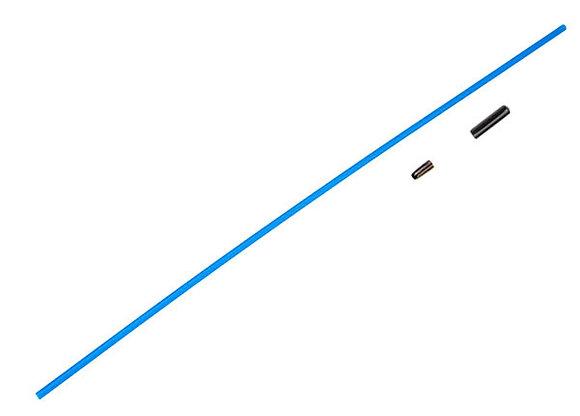 1726 - Antenna, tube (1)/ vinyl antenna cap (1)/ wire retainer (1)