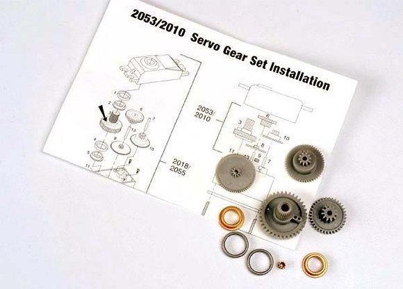 2053 - Servo gears
