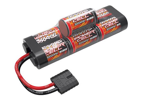 2926X - Battery, Power Cell, 3000mAh (NiMH, 7-C hump, 8.4V)