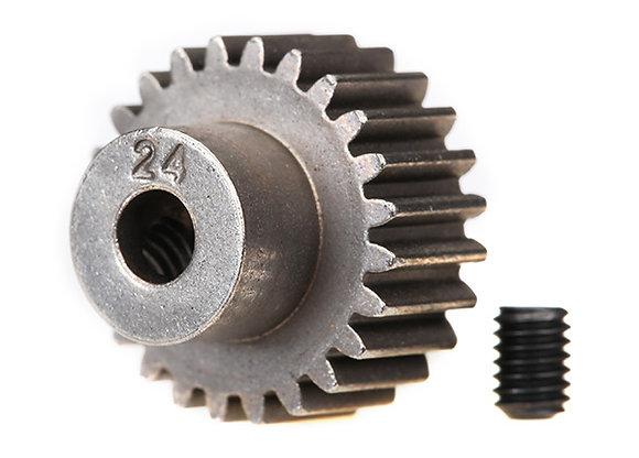 2424 - Gear, 24-T pinion (48-pitch) / set screw