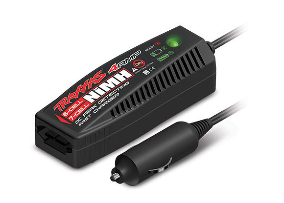 2975 - Charger, DC, 4 amp (6 - 7 cell, 7.2 - 8.4 volt, NiMH)