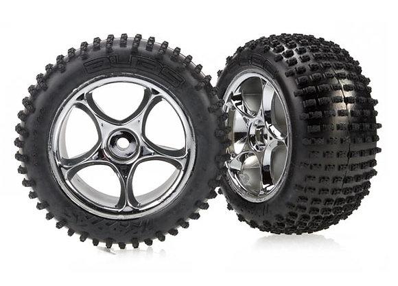 2470R - Tires & wheels, assembled