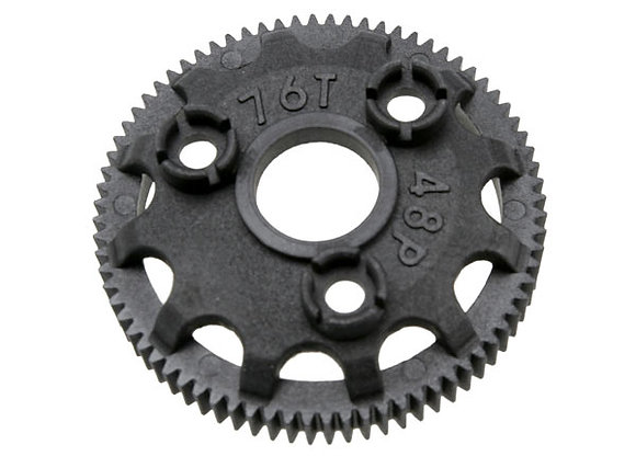 4676 - Spur gear, 76-tooth (48-pitch)
