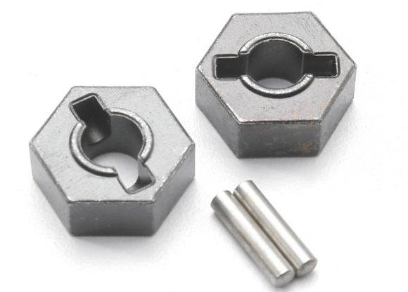4954R - Wheel hubs, hex (steel)