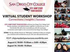 San Diego City College: Jump Start Your Success