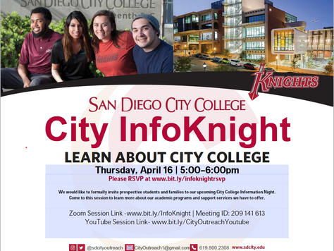 San Diego City College: City InfoKnight