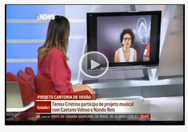 GloboNews - Estúdio I