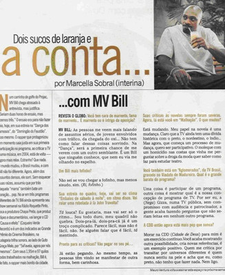 Revista - O Globo (2012)